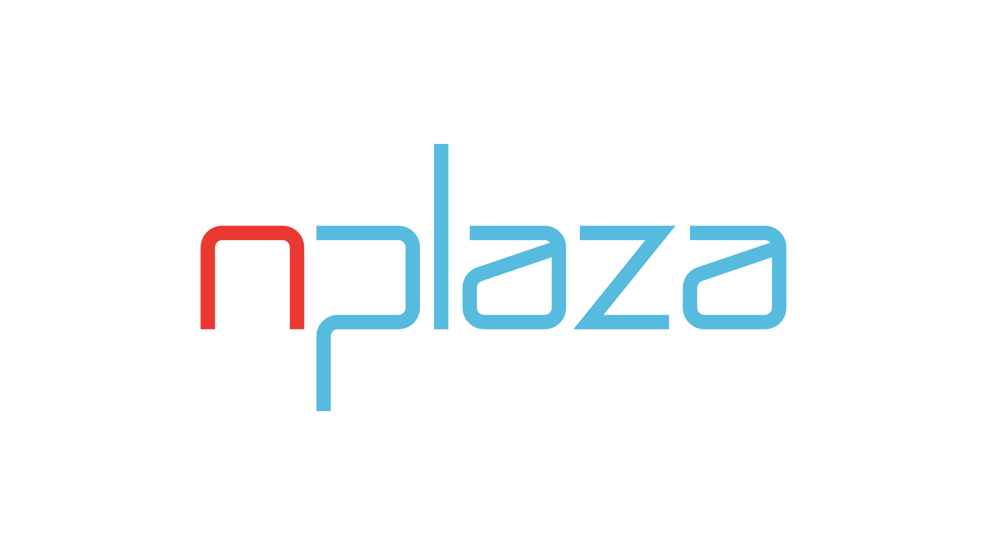 nPlaza logo by Dustin Drake