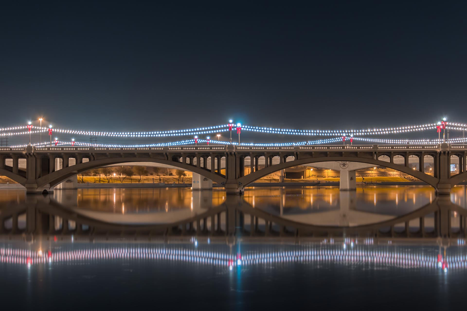 Mill Avenue Bridge by Dustin Drake