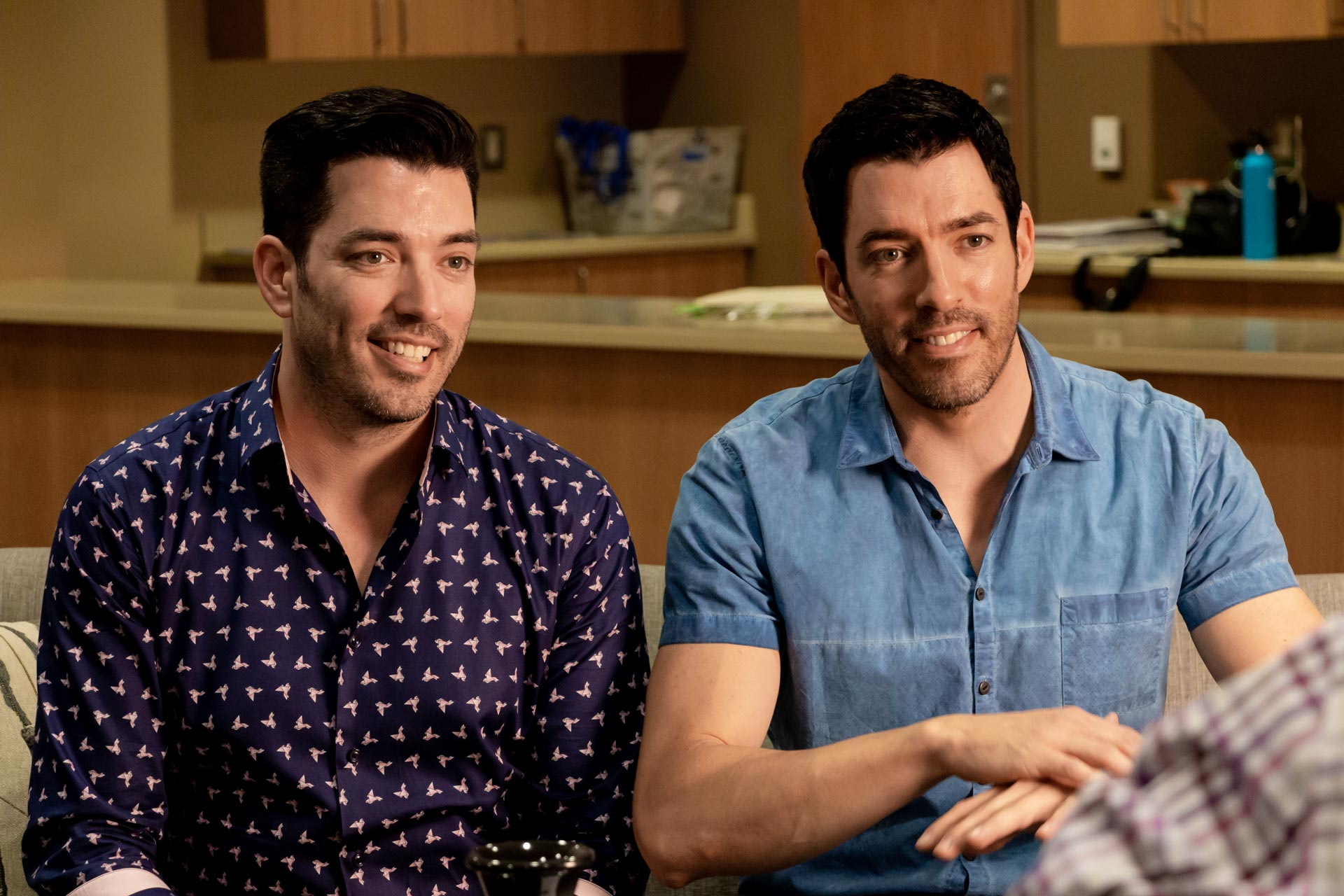 Drew & Jonathan Scott by Dustin Drake